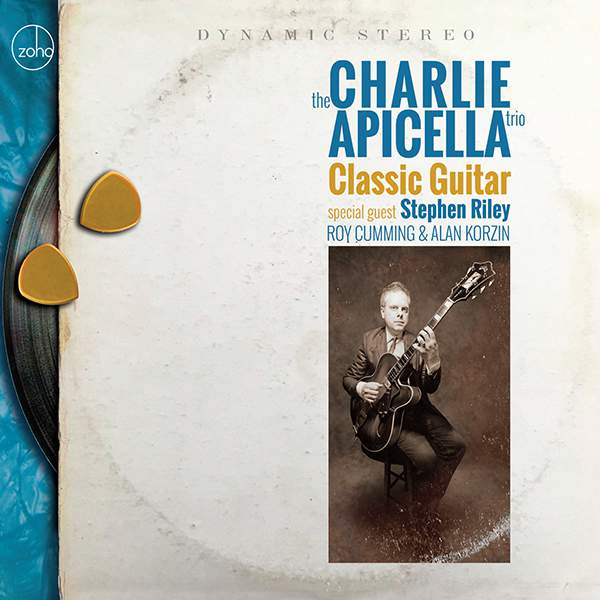 "The Charlie Apicella Trio ""Classic Guitar"""
